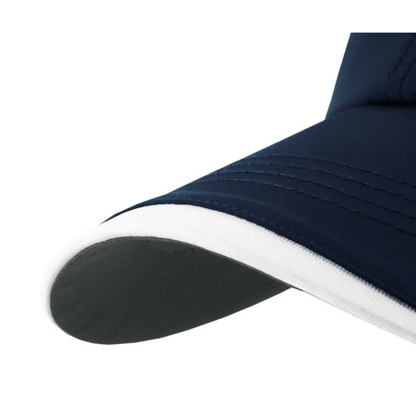 NIKE® Golf Dri-FIT Swoosh Perforated Unconstructed Cap