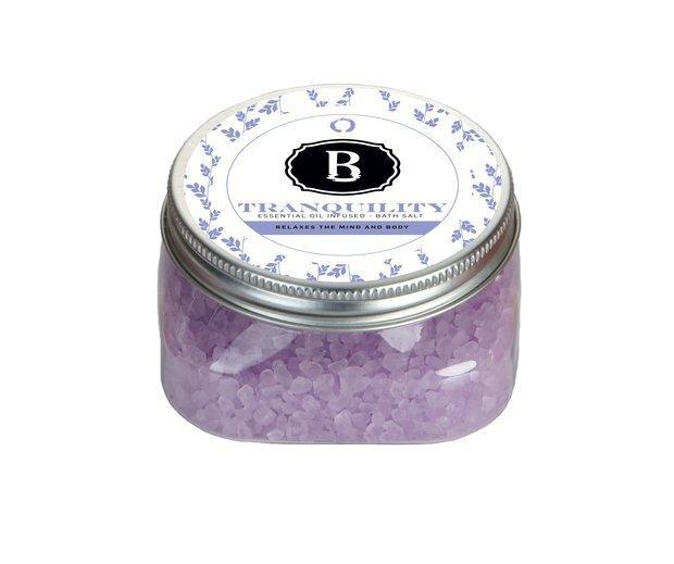 Essential Oils Bath Soap & Salts Gift Set