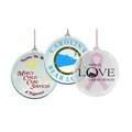 Light Up Glass Ornament 3 Quot Promotions Now