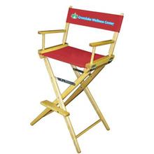Directors Chair, Bar Height