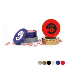 promotional mints promotional gum gum tins. Black Bedroom Furniture Sets. Home Design Ideas