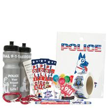 Deluxe Police Open House Kit, Stock