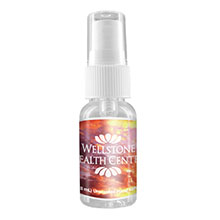 Antibacterial Hand Sanitizer Spray Bottle, 1oz.