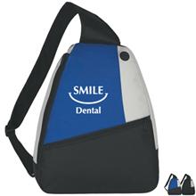 Adjustable 600D Shoulder Sling Backpack