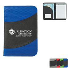 Bubble Non Woven Padfolio, Medium