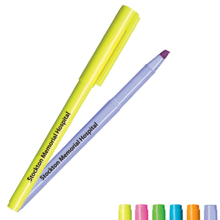 Brite Spots® Fluorescent Pocket Highlighter