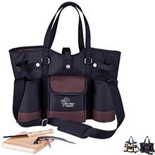 Country Wine & Cheese Tote Set