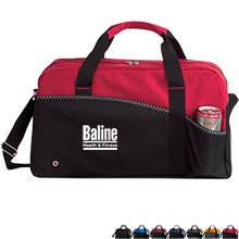 Basic Polycanvas Sport Duffel Bag, 18""