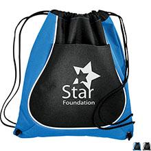 Coil Polycanvas Cinch Bag