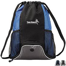 Corona Deluxe Nylon Cinch Bag