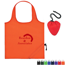 Foldaway Polyester Tote