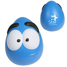 Mood Wobbler Stress Reliever - Stressed