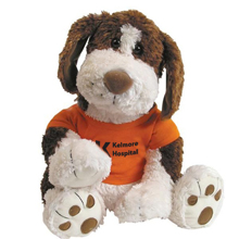 Benjamin Gund® Plush Dog, 9-1/2""
