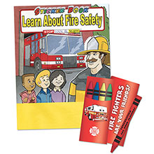 Fire Safety Value Pack Kit, Stock