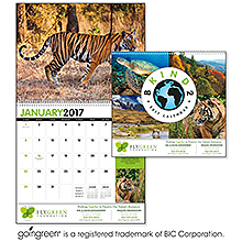 B Kind 2 Earth Wall Calendar