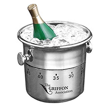 Champagne Bottle Bucket Kitchen Timer