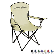 Captain's Cup Folding Chair