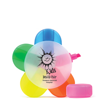 5-Color Petal Highlighter