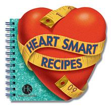 Heart Smart Recipes Cookbook