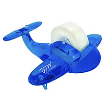 Airplane Tape Dispenser