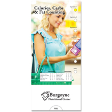 Calorie, Fat & Carb Counting Pocket Guide