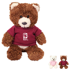 Baxter Plush Bear, 8""