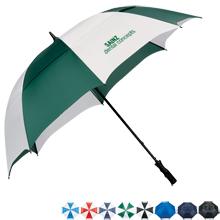 "Course Vented Golf Umbrella, 62"" Arc"