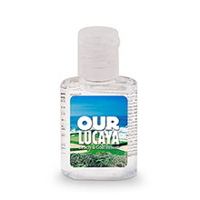 Citrus Antibacterial Hand Sanitizer Gel, .5oz.