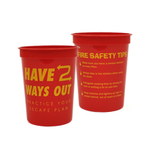 Have Two Ways Out Stadium Cup, Stock, 16oz.