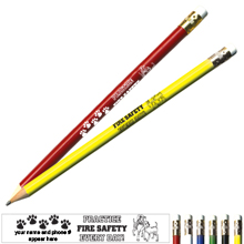 Practice Fire Safety Dalmatian Family Pricebuster Pencil