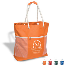 Beach Haven Polycanvas Tote