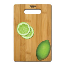"Bamboo Cutting Board, 6"" x 9"""