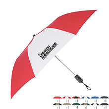 "Auto-Open Folding Umbrella, 44"" Arc"
