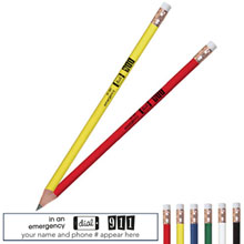 Dial 911 Pricebuster Pencil