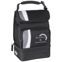 Arctic Zone® Dual Compartment Lunch Cooler - Free Set Up Charges!