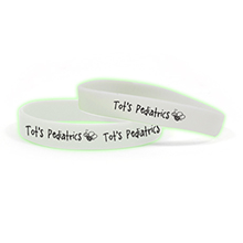 Glow in the Dark Wristband Bracelet