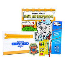 EMT Educational Kit, Stock
