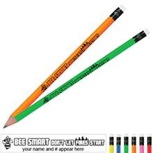 Bee Smart Neon Pencil