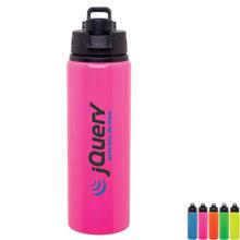 Neon Pacifica Aluminum Bottle, 28oz., BPA Free