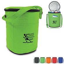 Barrel Non-Woven Cooler