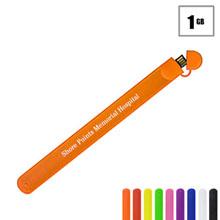 Carson USB Flash Drive Bracelet, 1GB