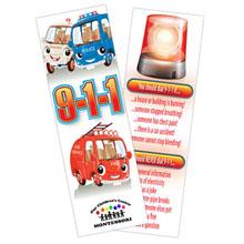 Call 9-1-1 Bookmark