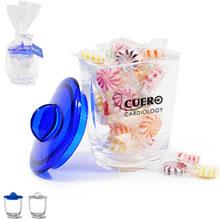 Aria® Acrylic Apothecary Jar Gift Set w/ Fruit Starlites, 14oz.