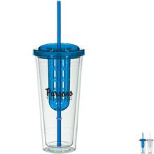 Bella Infuser Tumbler, 20 oz., BPA Free
