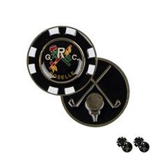 Custom Metal Poker Chip Ball Marker