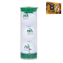 Bridgestone® E6 3 Ball Tube