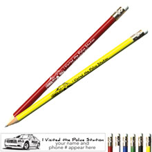 I Visited the Police Station Pricebuster Pencil