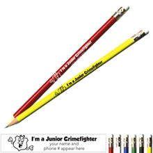 I'm a Junior Crimefighter Pricebuster Pencil