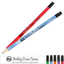 Bully Free Zone Mood Pencil
