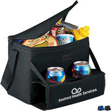 Bleacher Beverage Cooler